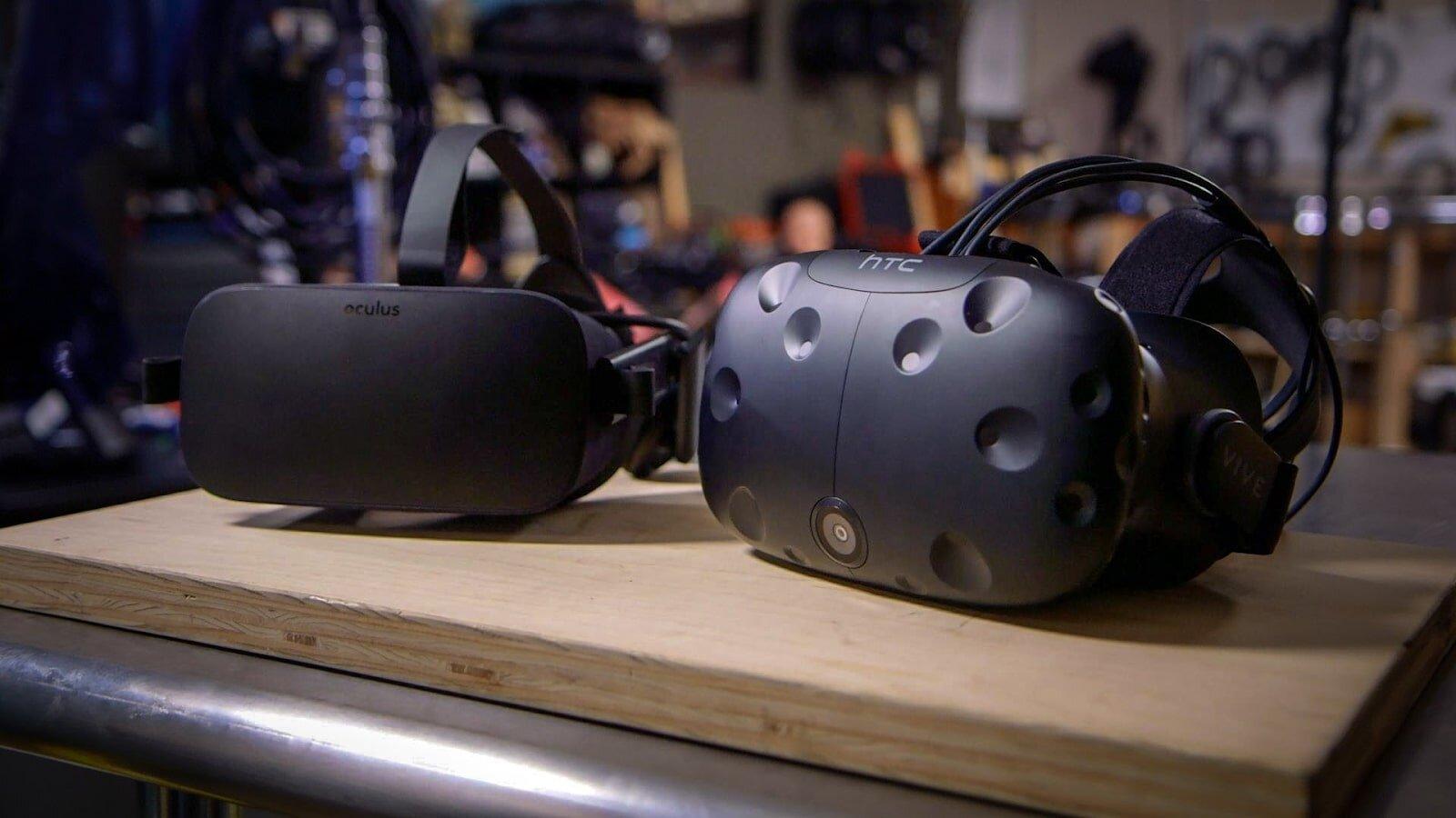 Oculus Rift and HTC Vive sẽ tùy chính cho phù hợp với nhãn quan của bạn