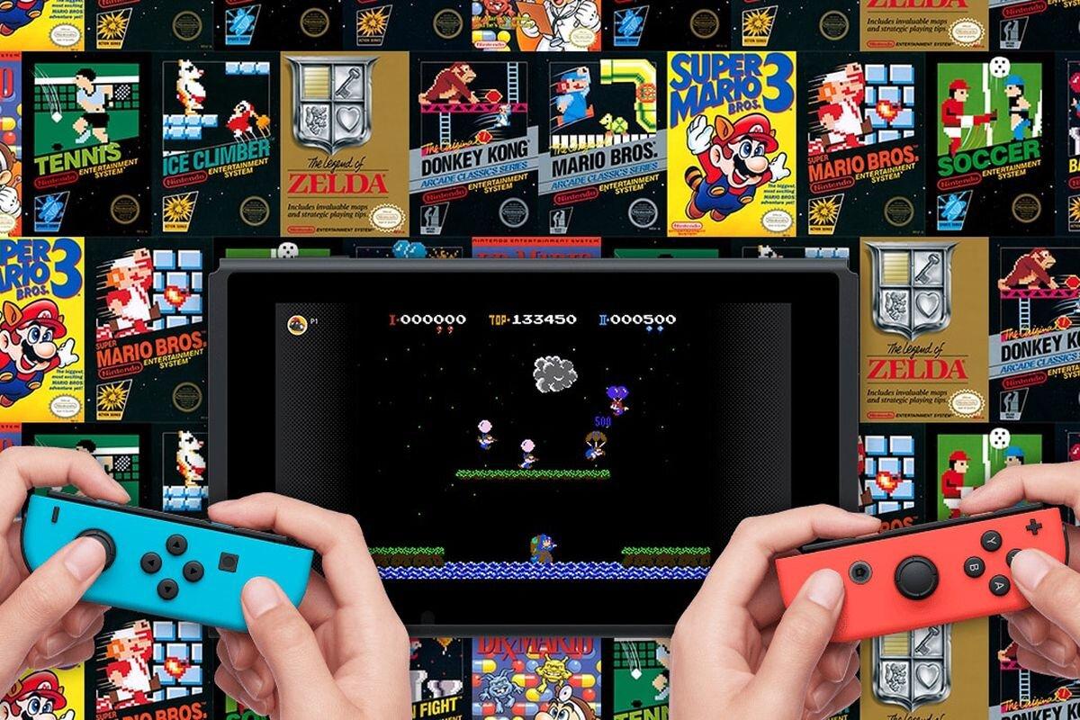 Máy chơi game mới nhất thương hiệu Nintendo mang đến cho người chơi những trải nghiệm tuyệt vời hơn rất nhiều