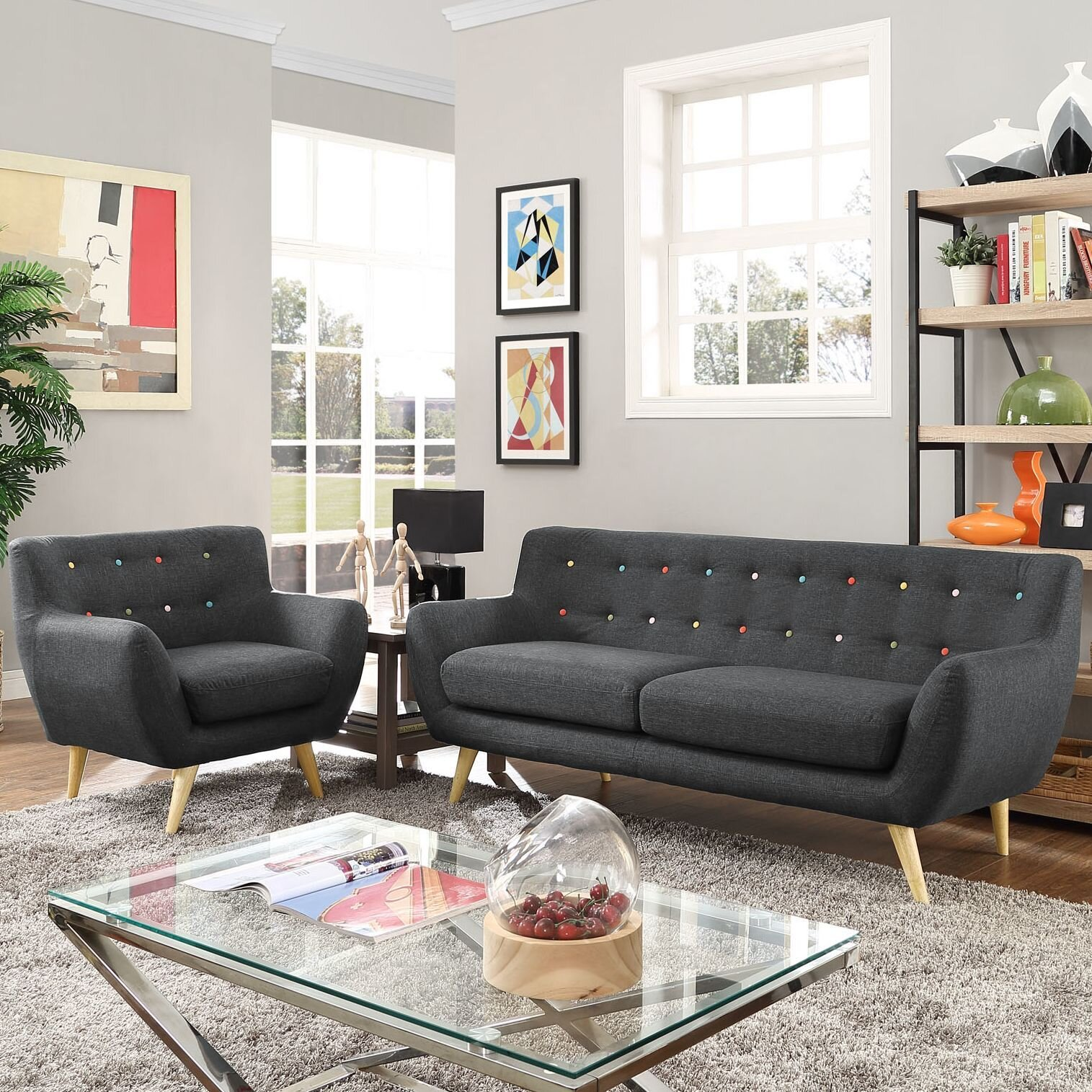 Muốn phòng khách đẹp trước tiên phải có sofa đẹp