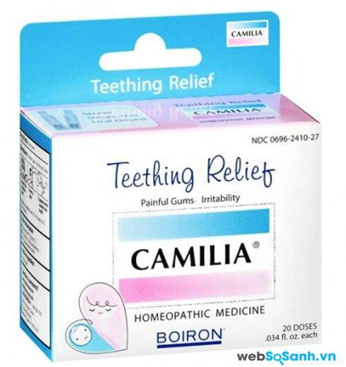 Thuốc giảm đau Camila