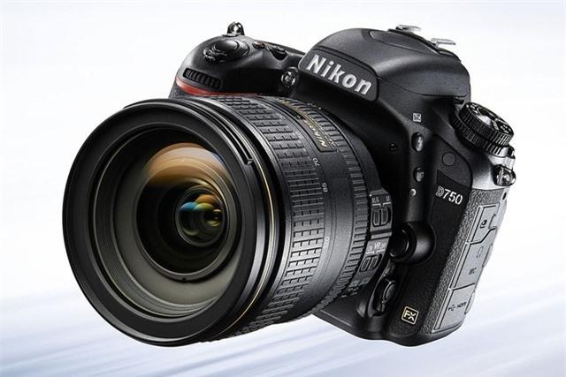 Nikon D750 là mẫu máy ảnh DSLR full-frame được giới chuyên môn đánh giá rất cao