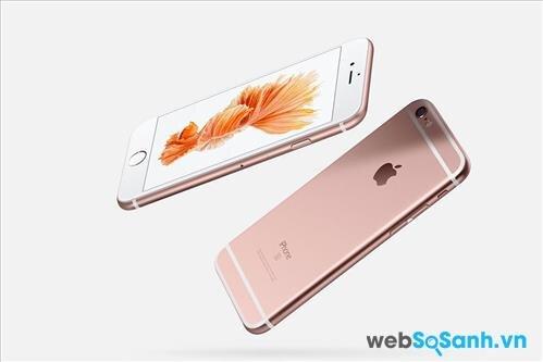 iPhone 6s sử dụng chất liệu vỏ cao cấp hơn thế hệ trước
