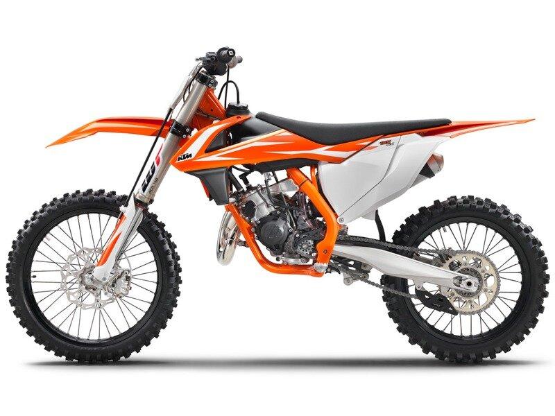Dòng xe Motocross có kiểu dáng giống với xe Enduro