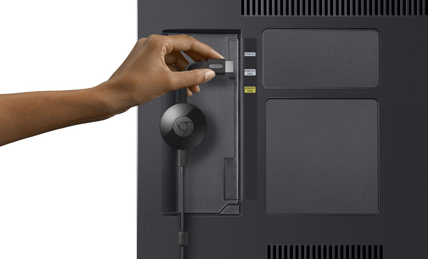 Để kết nối Chromecast, thiết bị của bạn cần có cổng HDMI