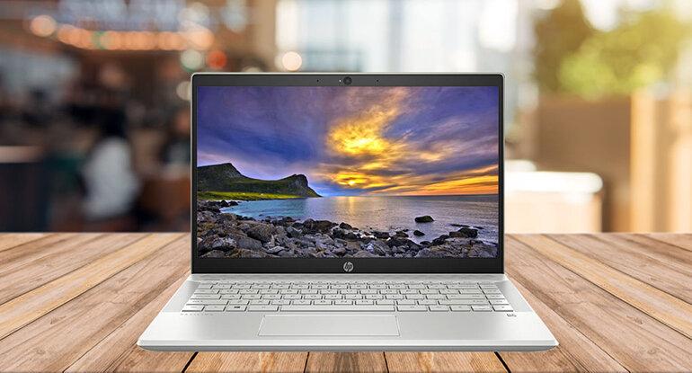 Cấu hình laptop HP Pavilion 14-CE1008TU 5JN06PA đáp ứng mọi nhu cầu sử dụng của người dùng trong công việc, giải trí