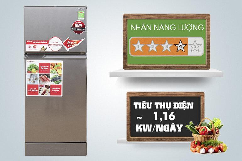 Tầm giá dưới 5 triệu đồng nên chọn mua tủ lạnh 180 lít nào cho chất lượng tốt hiện nay ?