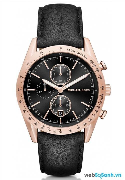 Michael Kors là thương hiệu đồng hồ thời trang đến từ Mỹ