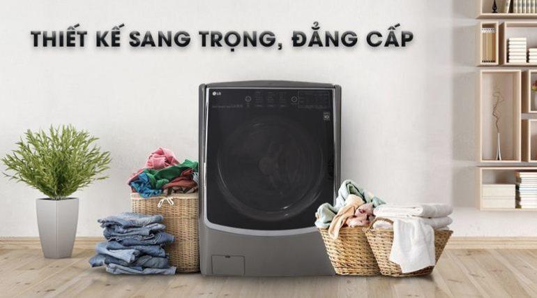 Máy giặt sấy LG Inverter 21 kg F2721HTTV - Giá rẻ nhất: 29.090.000 vnđ