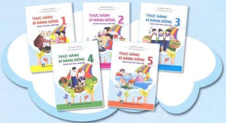Sách kỹ năng sống lớp 2 giúp các bé có giờ học vui vẻ
