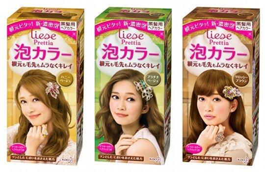 Liese Bubble Hair Colour
