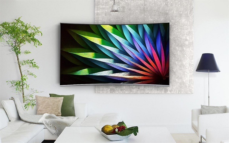 Smart tivi Samsung 49 inch 49MU800