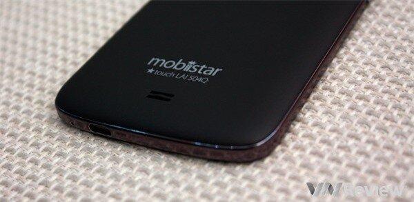 Trên tay Mobiistar touch LAI 504Q