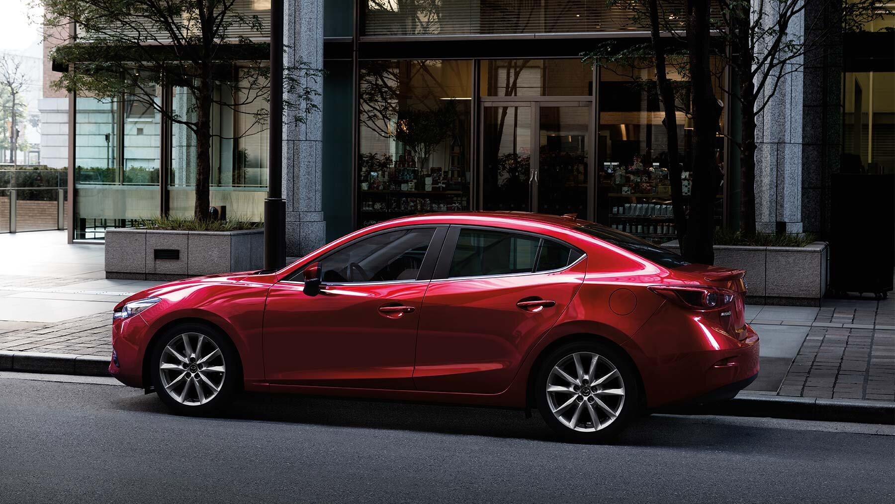 Mẫu xe Mazda 3 2019