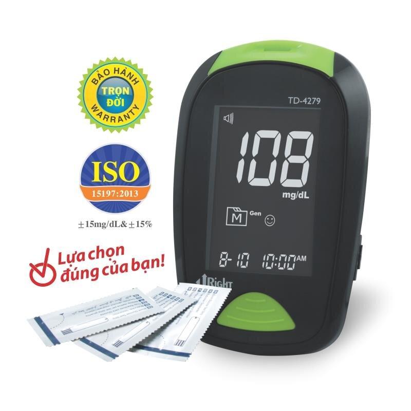 máy đo đường huyết tốt nhất