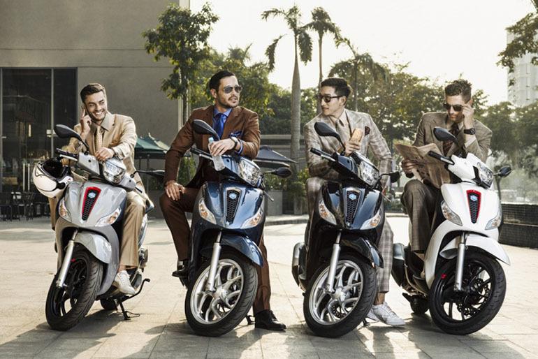 xe máy piaggio medley 2020
