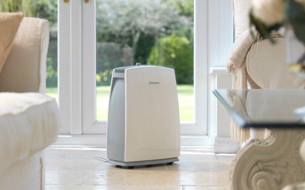 Có nên trang bị máy hút ẩm cho phòng ngủ?