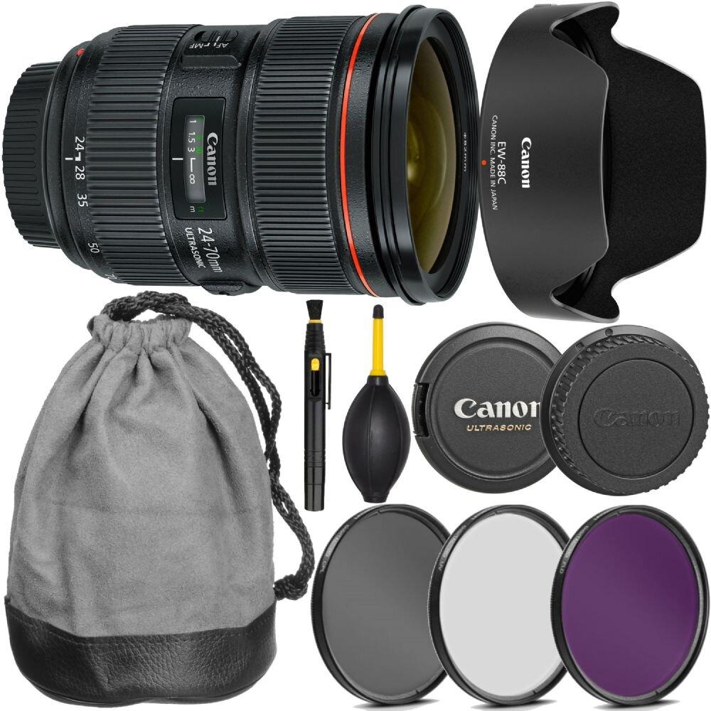 Canon EF 24 - 70mm f/2.8L II USM