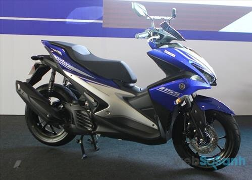 Giá xe máy Yamaha NVX