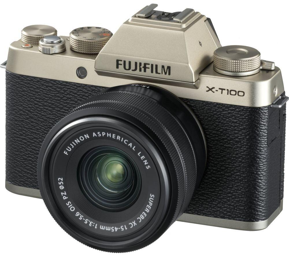 Fujifilm Mirrorless X-T100