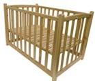 Giường cũi cho bé VinaNoi VNC301 (VNC-301)