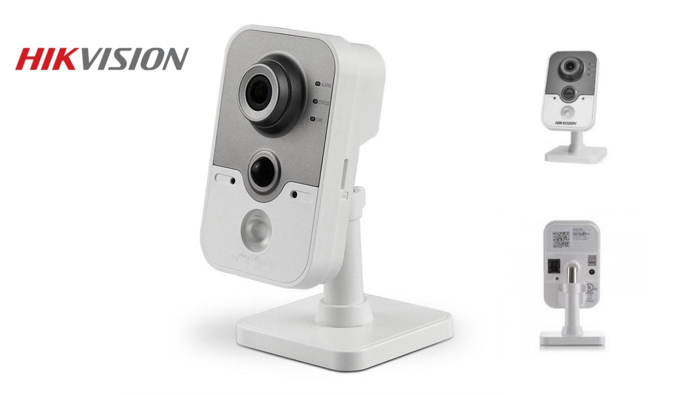 camera không dây ip HIKVISION DS-2CD2420F-IW