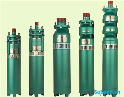 Nên chọn mua những loại máy bơm chìm nước làm từ thép không gỉ