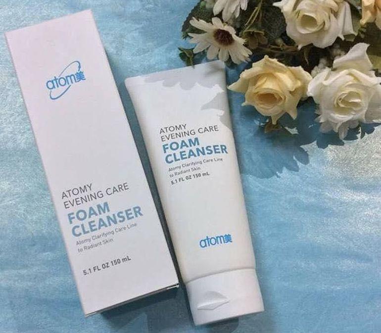 Sữa rửa mặt Evening Care Foam Cleanser