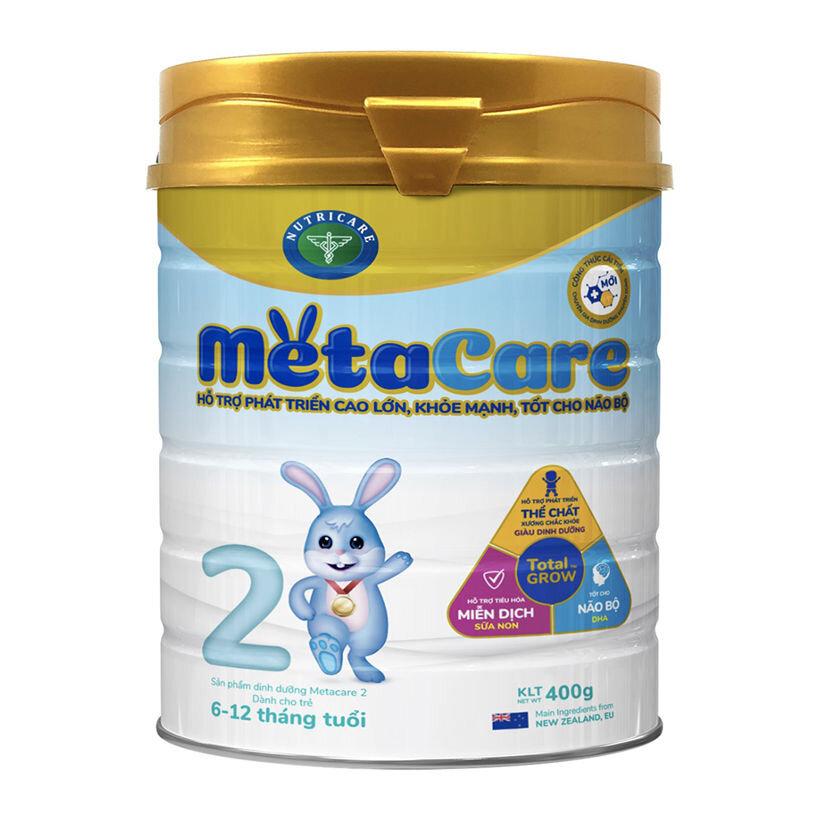 Sữa Meta Care số 2