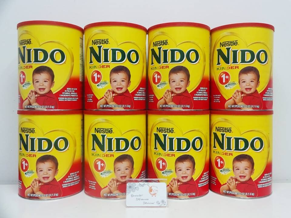 Sữa Nido Mỹ