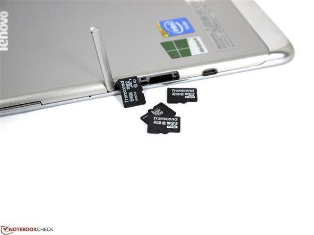 Máy hỗ trợ thẻ nhớ tối đa 64GB