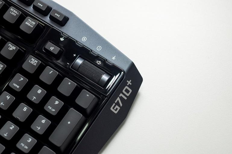 bàn phím cơ logitech g710+