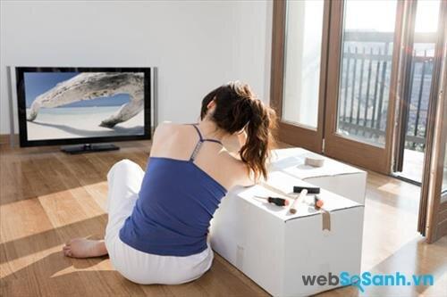 LG 43LF630T được trang bị công nghệ giả lập âm thanh vòm (nguồn: internet)