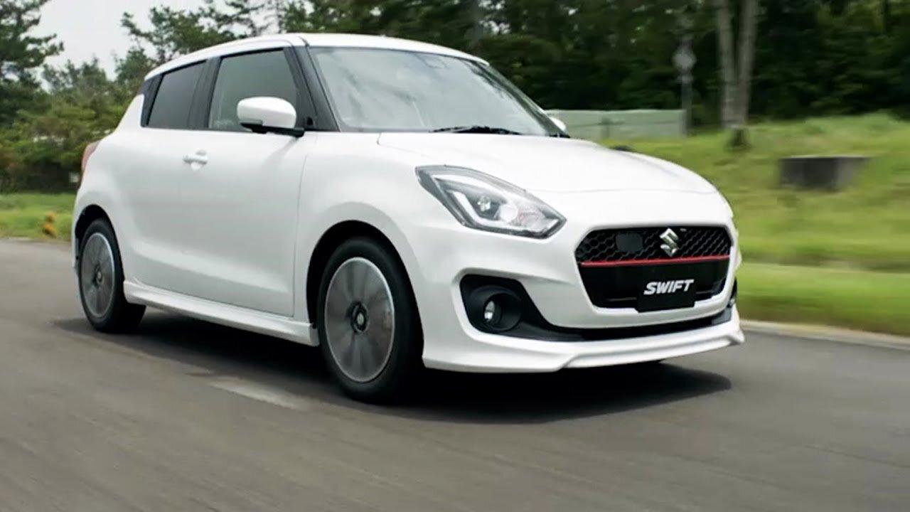 Suzuki Swift là một trong những mẫu ô tô 5 chỗ giá rẻ chất lượng