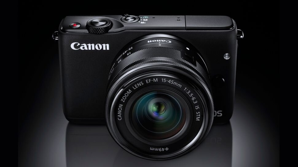 Máy ảnh Mirrorless Canon M10 giá dưới 10 triệu