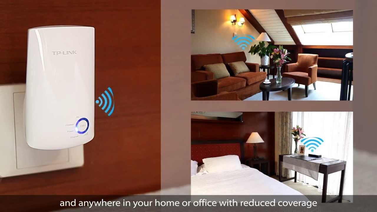 Bộ phát wifi TP-Link TL-WA850RE sở hữu thiết kế nhỏ gọn, bắt mắt