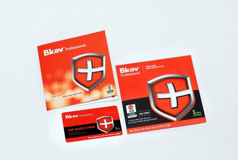 Phần mềm virus Bkav rất dễ sử dụng