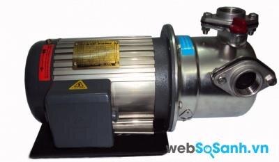 Các loại máy bơm nước: Bơm phun