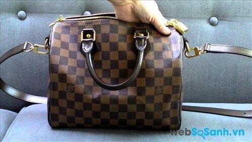 Túi Louis Vuitton Speedy 25