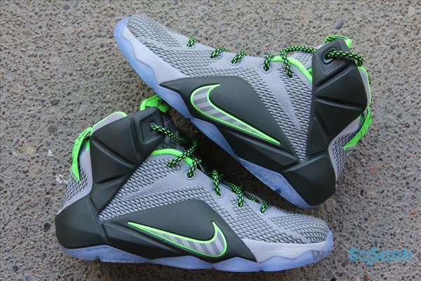 giày bóng rổ Nike lebron 12