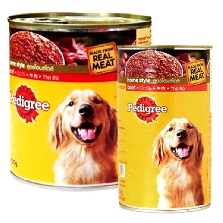 Thức ăn cho chó Pedigree có giá phải chăng