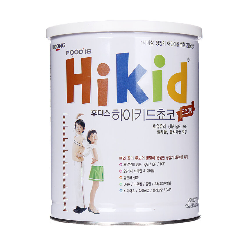Dê Hikid nhập khẩu nguyên hộp từ Hàn Quốc