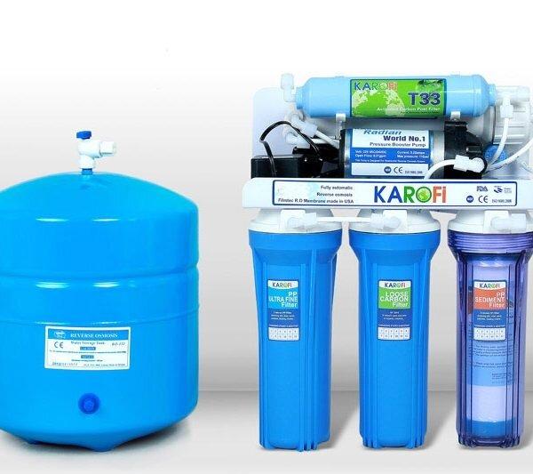 Các bộ phận cấu thành máy lọc nước Karofi
