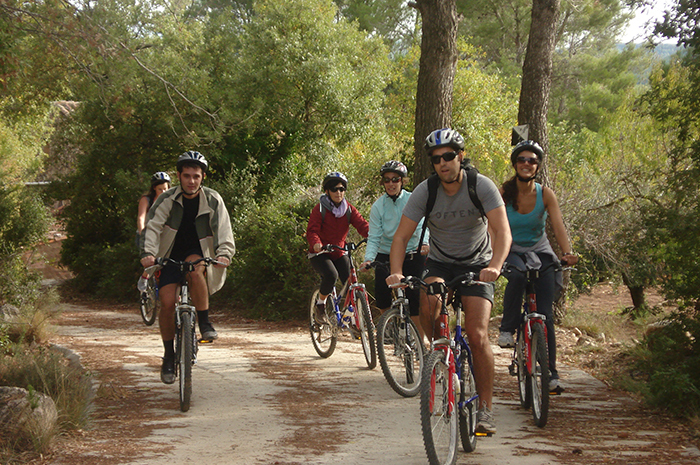 kinh nghiệm đi phượt bằng xe đạp