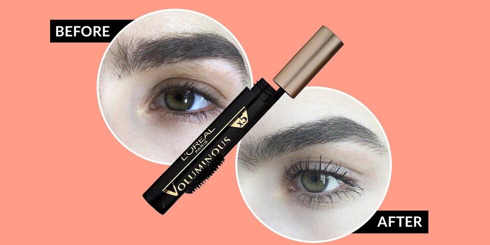 L'Oréal Voluminous Carbon Black Mascara