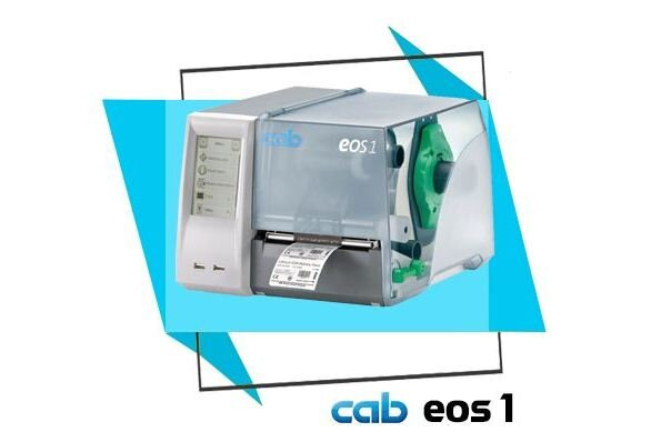 Máy in mã vạch Cab EOS1