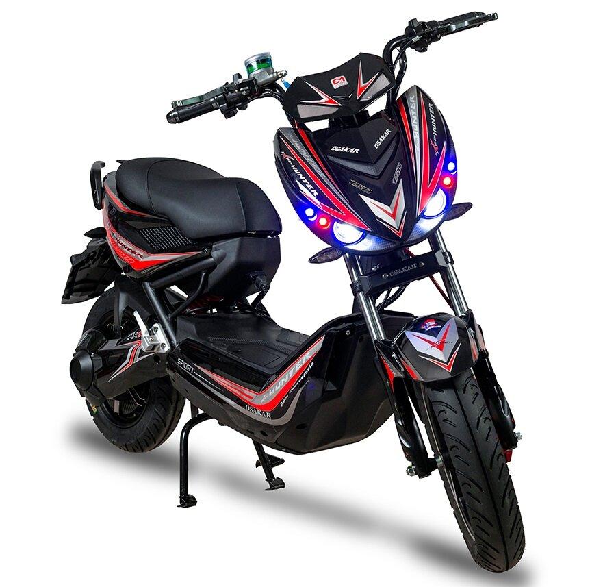 Xe Xmen Hunter Osakar có chất lượng tốt, độ bền cao, thiết kế đẹp