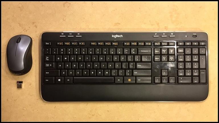 bàn phím không dây tốt nhất trong tầm giá 1 triệu đồng 4