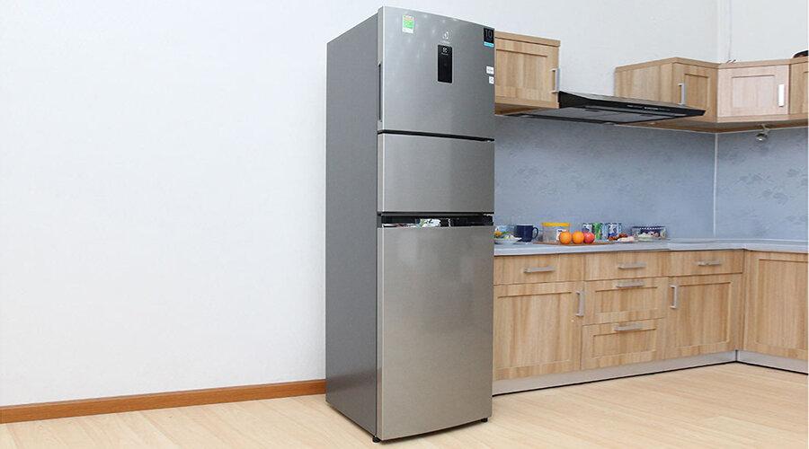Lắp đặt tủ lạnh 3 cánh đúng cách