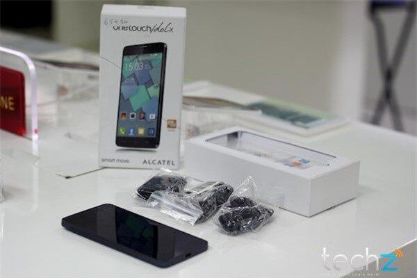 Trên tay Alcatel One Touch Idol: Lựa chọn tầm trung sáng giá-image-1385547077407