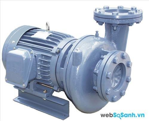 Các loại máy bơm nước: Bơm li tâm